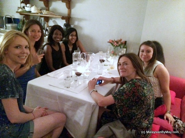 Malaysian Supperclub Guests