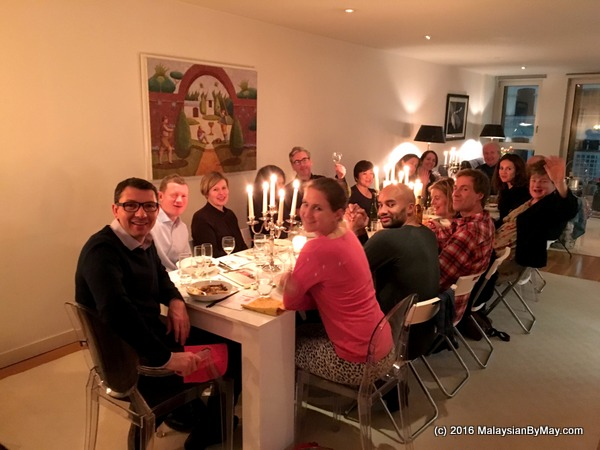 dating supper club london